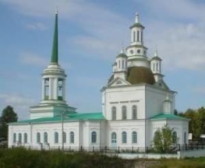 Свято-Троицкий собор г.Алапаевск